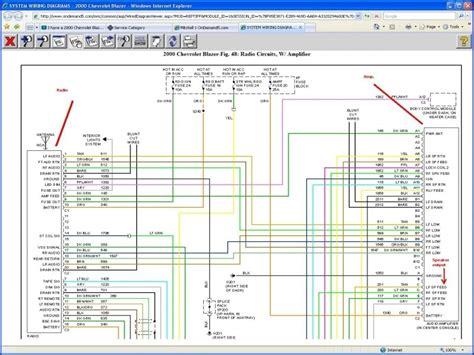 2004 gmc envoy radio wiring best site wiring harness 2005 gmc envoy radio wiring harness wiring forums