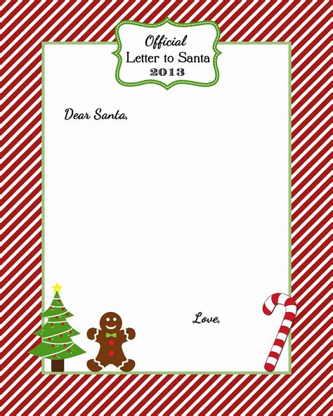 printable letter from santa 2014 free printable naughty or nice a delicate gift