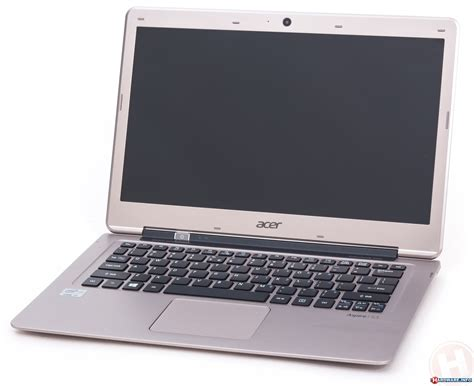 Laptop Acer S3 I3 acer aspire s3 391 33214g52add photos