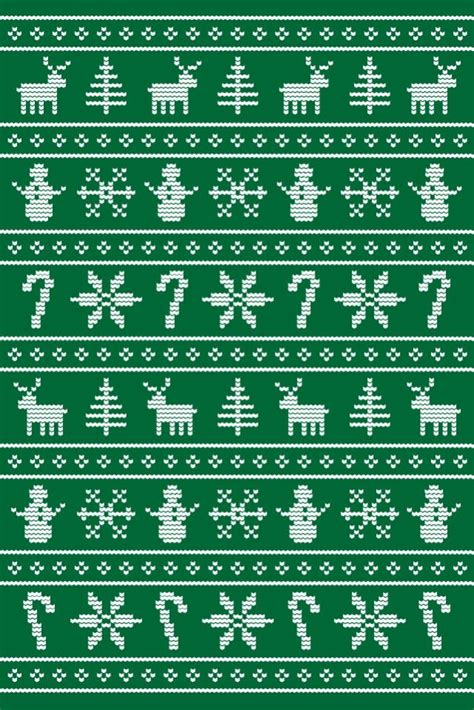pattern ugly christmas sweater christmas sweater pattern christmas time pinterest
