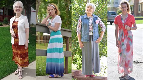 wardrobe choices for women over 60 maxi dresses and summer fashion for women over 60