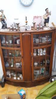 wooden cabinet with glass doors brown wooden display cabinet with glass doors 163 1 99