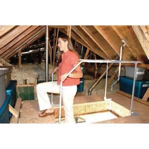 Versalift Home by Versa Lift Attic Ladder Safety Railing Model Vr 60