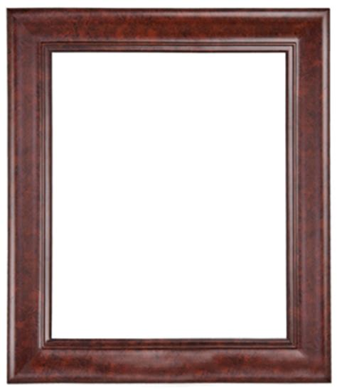 Mahogany Picture Frames