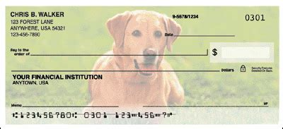golden retriever personal checks 248 golden retriever checks buy cheap golden retriever personal checks