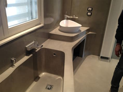 bagni in microcemento prezzi bagno completo in microcemento 2 000 00 iva