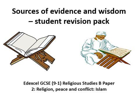 edexcel gcse 9 1 religious sourcearesource teaching resources tes