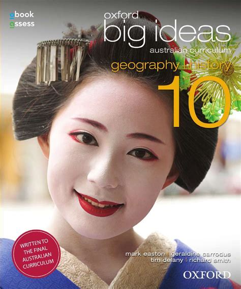 history book year 10 oxford big ideas geography history ac year 10 student