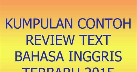 review film soekarno bahasa inggris kumpulan contoh review text bahasa inggris terbaru 2015