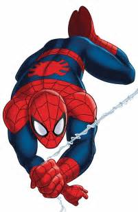 ultimate spider man adventures ty templeton art land