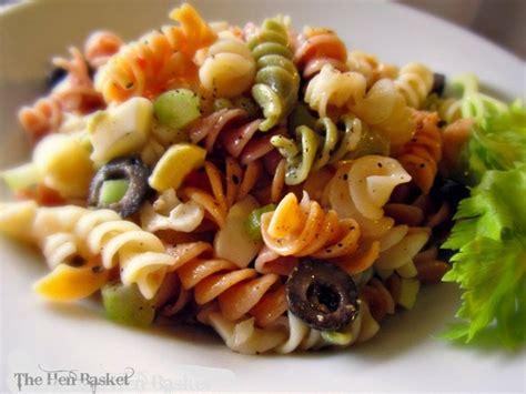 pasta salad italian dressing italian dressing pasta salad salad pinterest