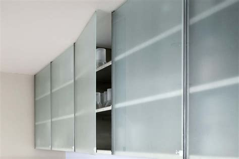 Frameless Glass Kitchen Cabinet Doors | home of mart van schijndel uncube