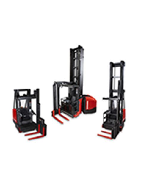 raymond swing reach raymond forklift trucks lift truck fleet and warehouse