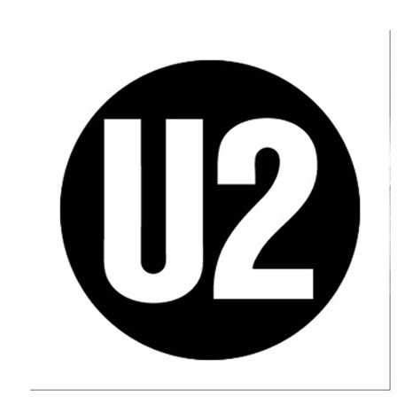 Home Decor Items by U2 Logo Button