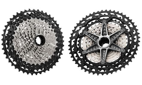 shimano xtr cassette shimano xtr m9100 mtb groupsets announced 12 speed and a