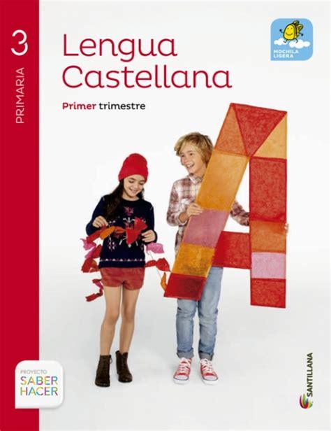 libro proyecto saber hacer trbol santillana proyecto saber hacer newhairstylesformen2014 com