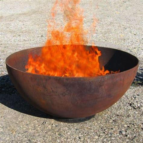 diy pit metal bowl 33 diy firepit designs for your backyard ultimate home ideas