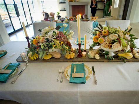 unique dinner themes table set decor ideas for thanksgiving dinner