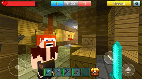 Play Store Minecraft Hide And Seek Minecraft Style Android Apps On Play
