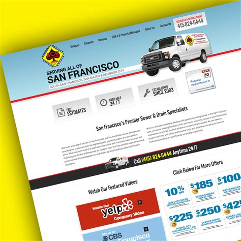 San Francisco Plumbing by Business Services Archives Babalucas Creative