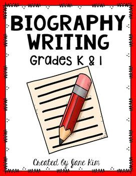 biography books for kindergarten 8 best images about tpt resources that give on pinterest