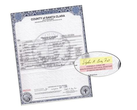 Santa Clara County Birth Records 71 Best Images About State Of California Sle Apostille On Santa