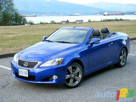 lexus is250c 2010 list of car and truck pictures and auto123