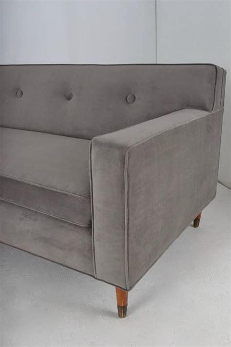 Sectional Sofa Usa by Boomerang Form Sectional Sofa Usa Circa 1950s At 1stdibs