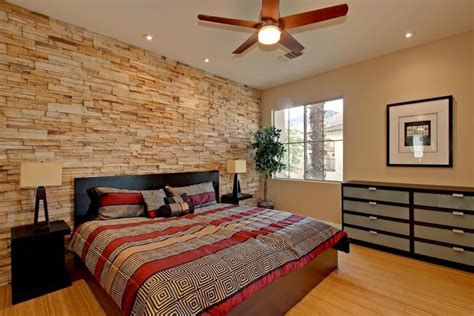 stone accent wall bedroom 25 amazing stone accent walls page 2 of 5