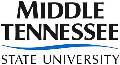 middle state mtsu wordmark