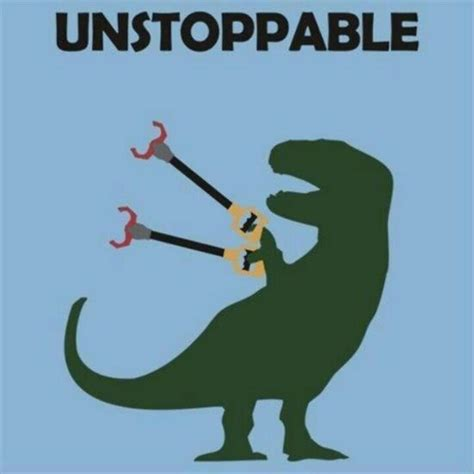 T Rex Unstoppable Meme - a solution for clap your hands dino t rex pinterest