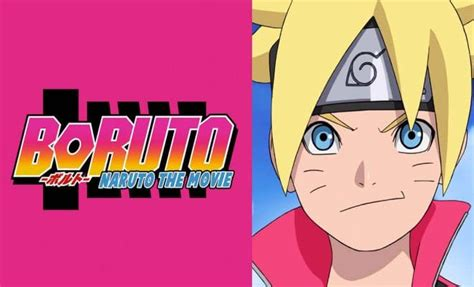film boruto terbaru movie boruto the movie tayang di bioskop indonesia hari
