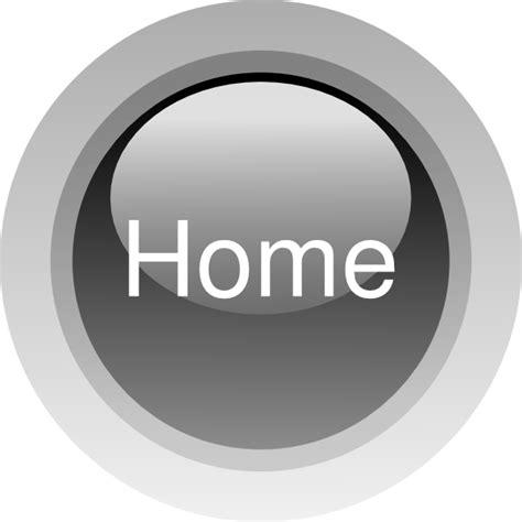 home button clip at clker vector clip