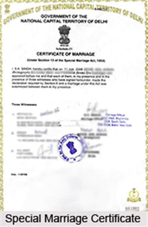 Section 27 Of Hindu Marriage Act by Special Marriage Act Indian Wedding