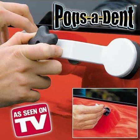 as seen on tv pops a dent car dent removal repair tool