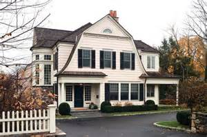 Gambrel Style Homes by Gambrel Style House Brooks Amp Falotico Exteriors Pinterest