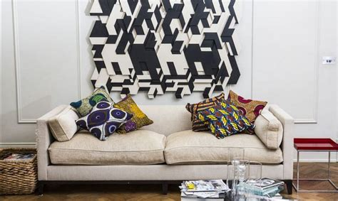 african print home decor fashionable ways to add ankara prints decor to your home