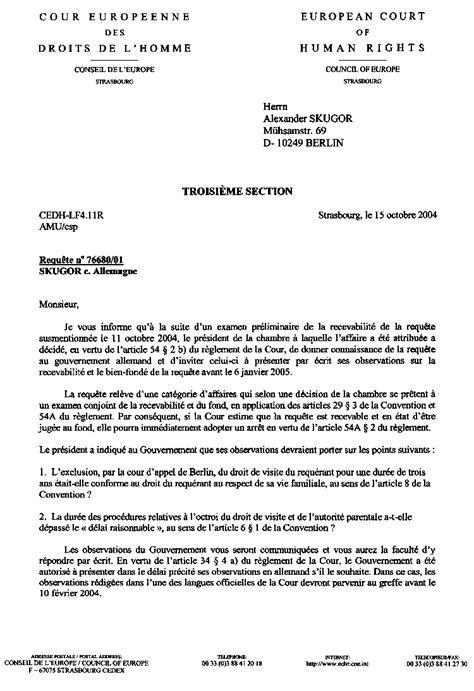 Mit Freundlichen Grüßen Bei Beschwerde European Court Of Human Rights Alles Wissenswerte 252 Ber Psychiatrie