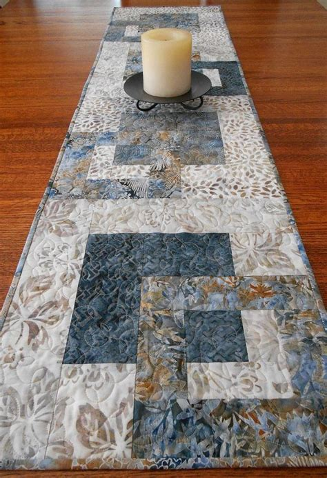 Patchwork Table Runner Patterns - 25 best ideas about quilted table runners on