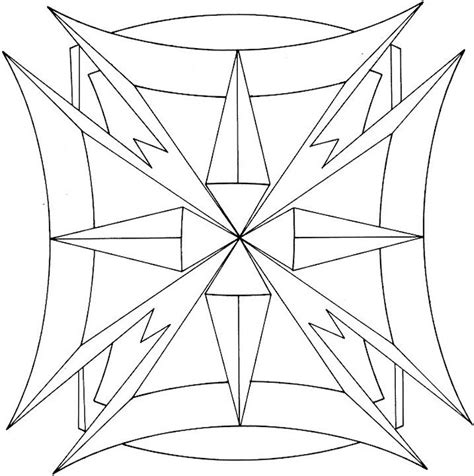coloring pages printable geometric 7 best images of geometric shapes printable coloring pages