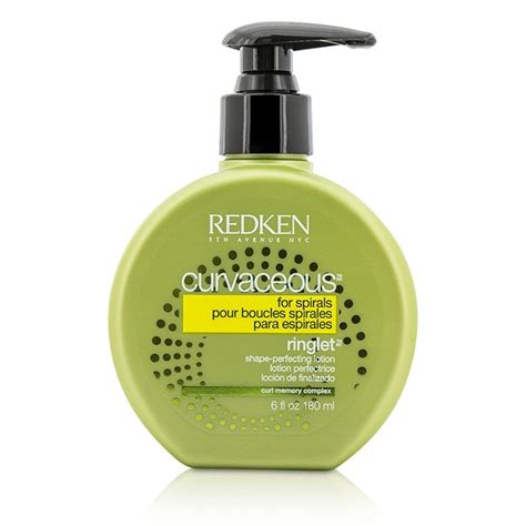 Redken Ringlet Curl Perfector by Curvaceous Ringlet Shape Perfecting Lotion For Spirals