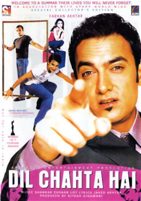 biography of movie dil chahta hai 10 best movies of aamir khan indian nerve