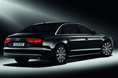 Audi A8 L by Agamemnon Audi A8 L Security
