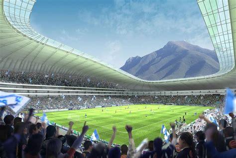 design estadio bbva bancomer stadiumdbcom