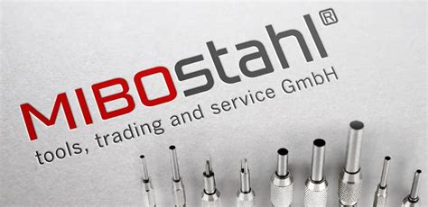 Letter Service Agentur Gmbh Mibostahl Tools Trading And Service Gmbh Corporate Design Heavysign Agentur F 252 R Werbung
