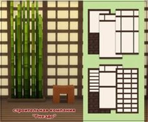 japanese walls japanese style house at sweetmint sims4 sims 4 updates