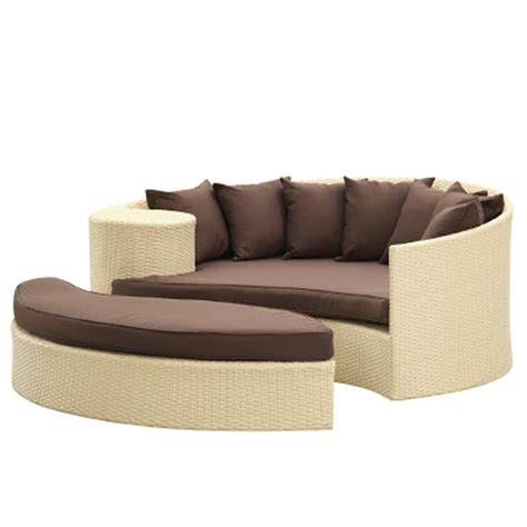 Daybed Patio Furniture by Outdoor Furniture Daybed With Ottoman Backyard And Patios