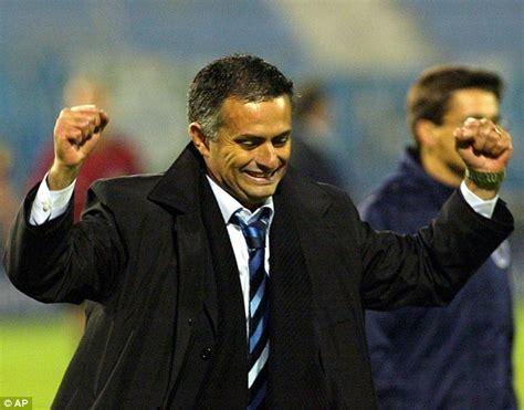 porto mourinho jose mourinho returns to porto where he enjoyed early