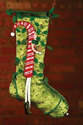 patience brewster christmas stockings faerie for