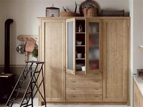 mobili per cucinino cucina lineare in stile rustico tabi 192 t02 by scandola mobili
